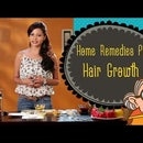 Hair Growth - Natural Home Remedies for Fast Hair Growth & Thickness - Tips for Long Hair