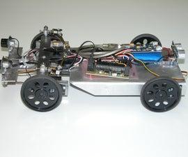 Autonomous Solar Robot Stage 1
