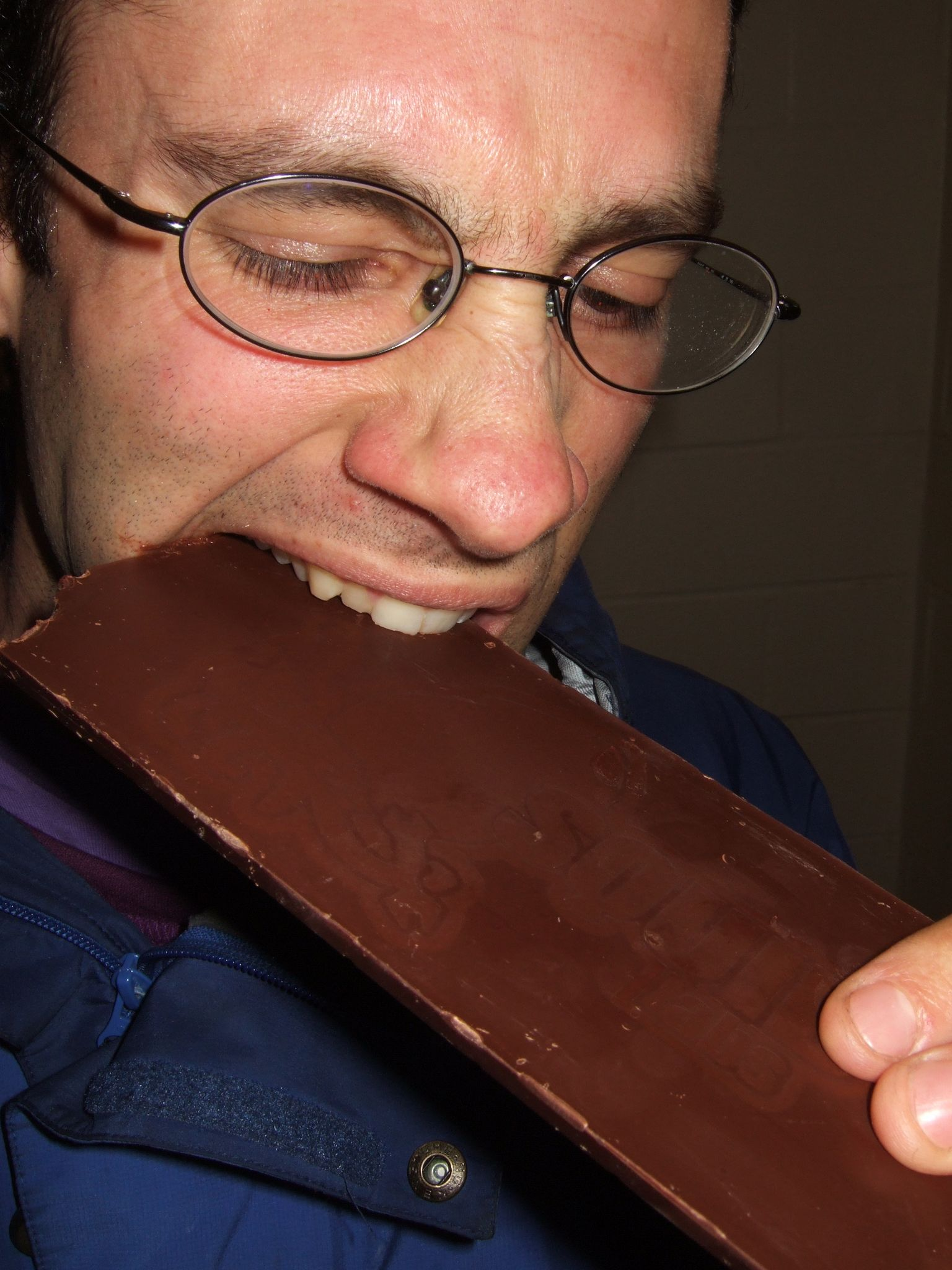 Picture of Pure Decadence - Laser Etched Chocolate Bar