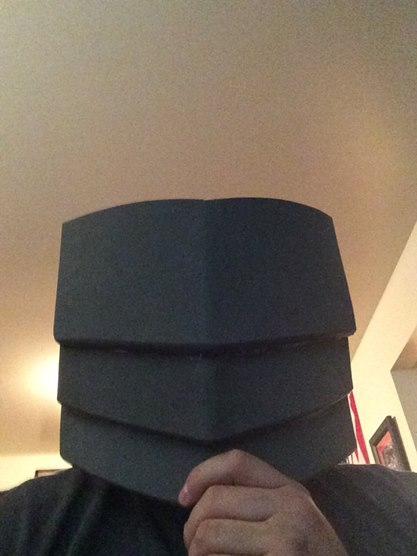 Picture of Shoulders / Mask