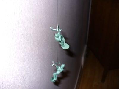 Miniature Grappling Hooks