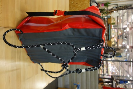 Back Panel: Distribute Rope