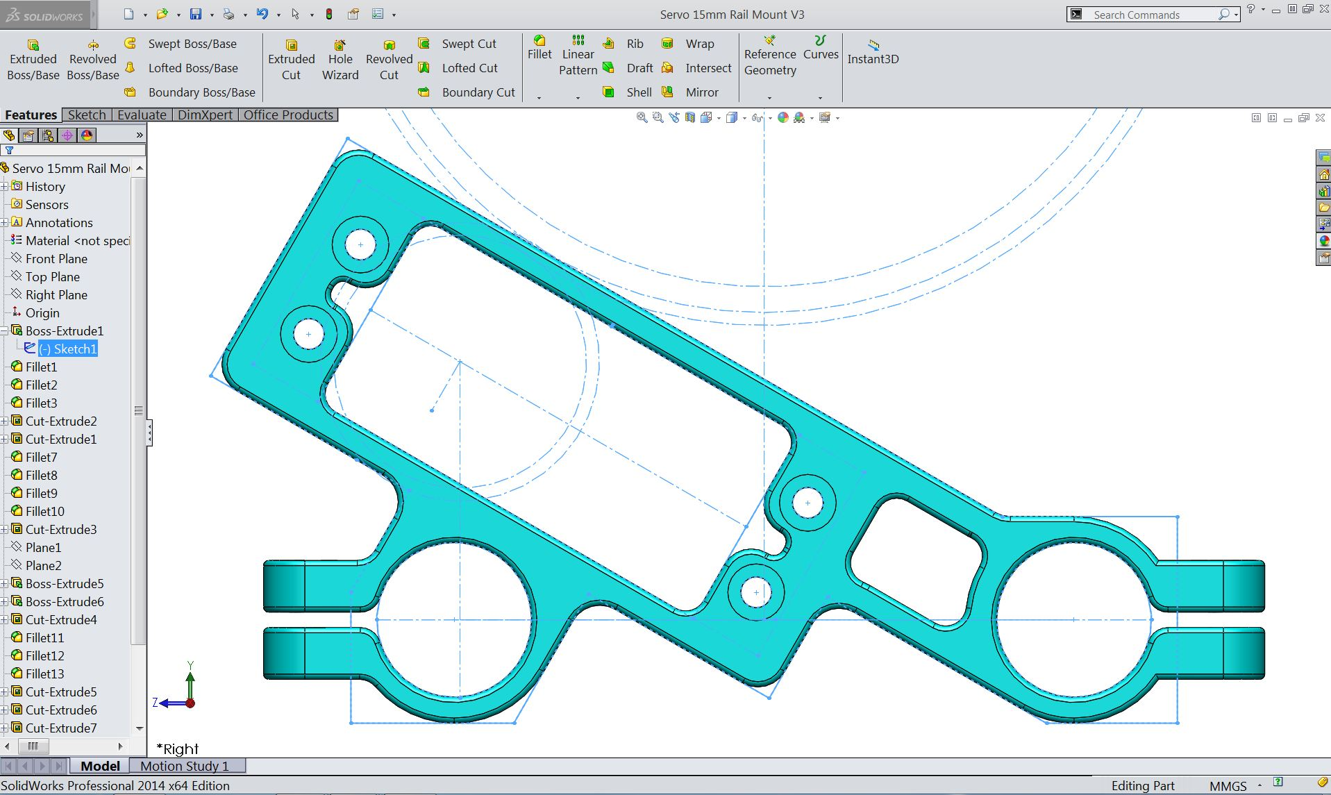 Picture of Option 3: Edit the CAD Yourself