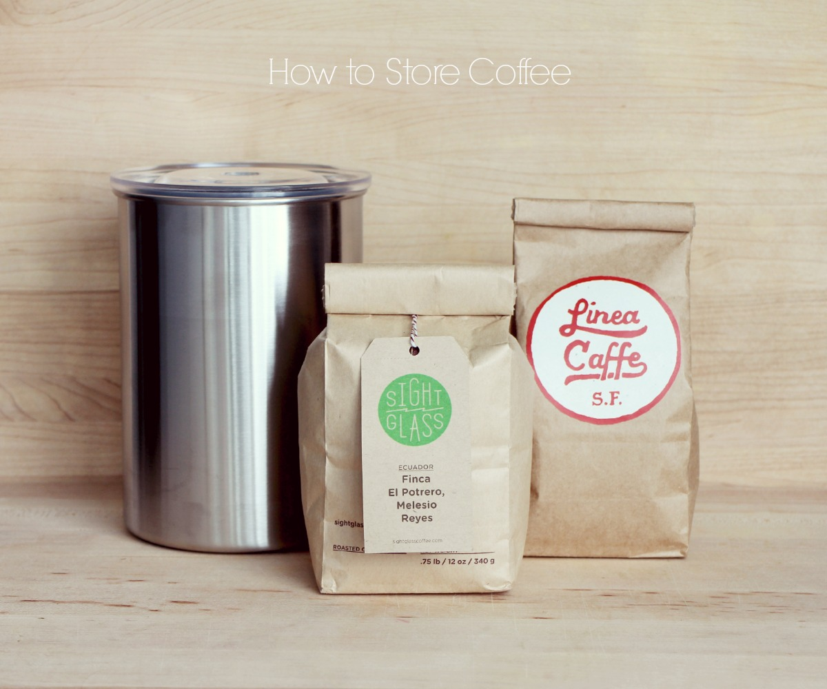 Picture of How to Store Coffee