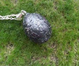 Dragons Egg Necklace