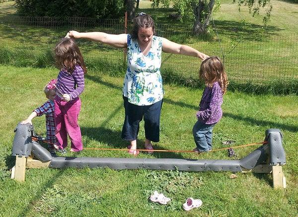 Child's or Little Tykes Slack Line
