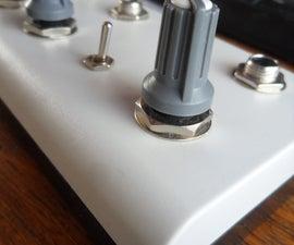 Voltage Controlable Atari Punk Console