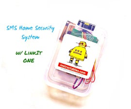 SMS Home Security System