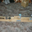 The Bare Minimum DIY Lathe