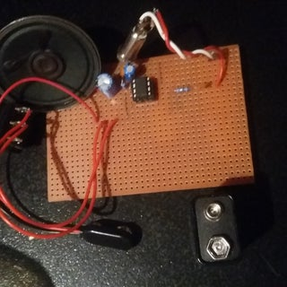 Portable - Mini Amplifier Speaker