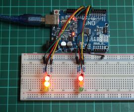 Arduino Traffic Lights