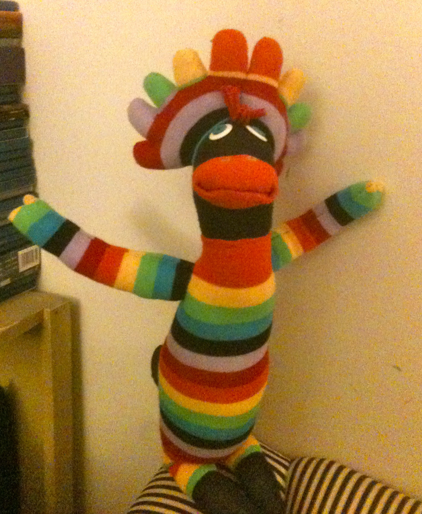 Picture of Tips for Making Sock Creatures