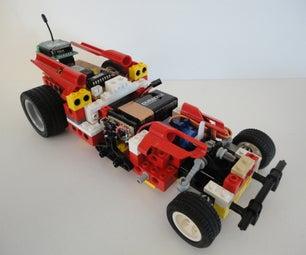 R/C LEGO® Car Redux