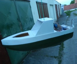 Arduino RC boat