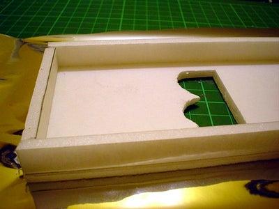 Assembling the Shadow Box