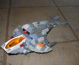 Lego Pelican (Halo)