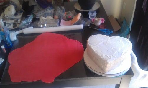 Fondant the Cake