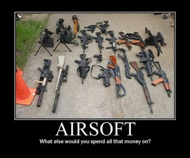 How to choose an airsoft gun.