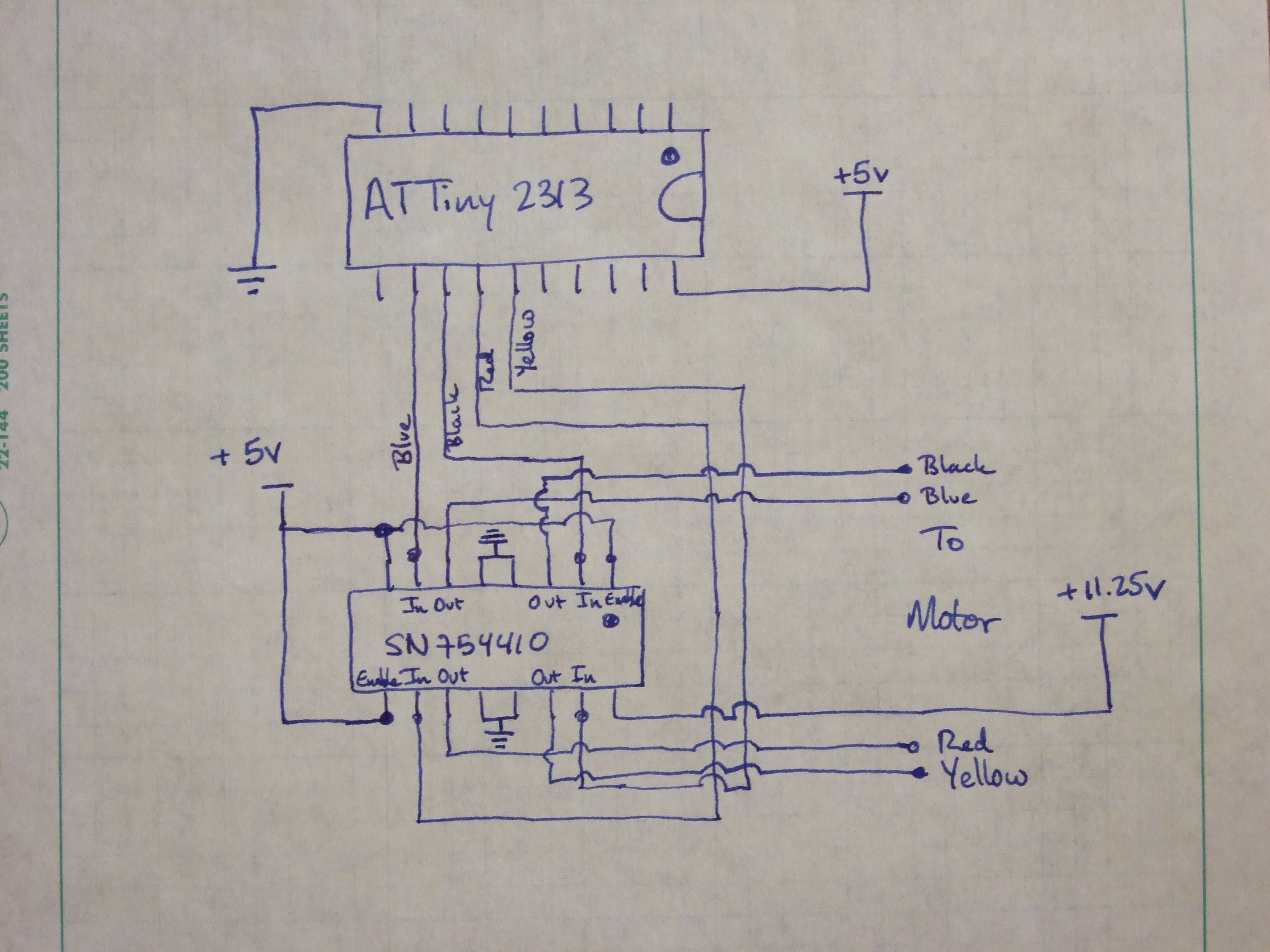Picture of Add a Motor Driver