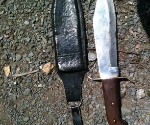 Minor Knife Restoration