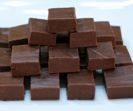 3 Ingredient Fudge