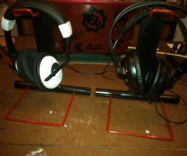 How to Make a Headphones Stand