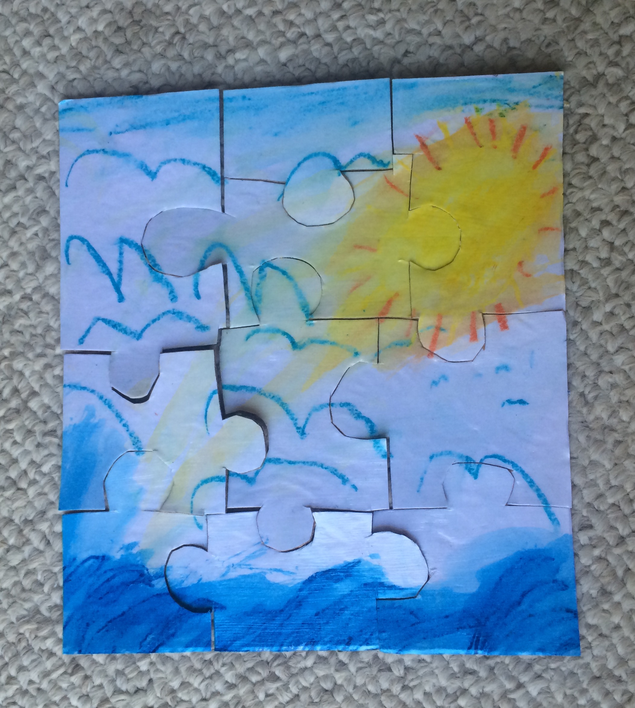 Picture of Easy Custom Puzzle