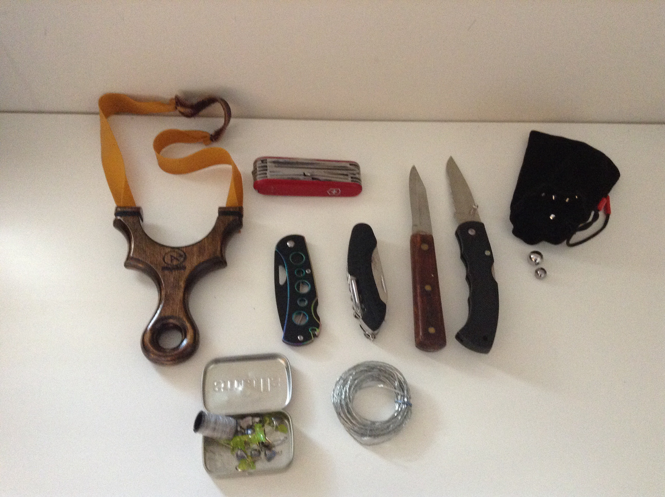 Picture of Knives and Hunting