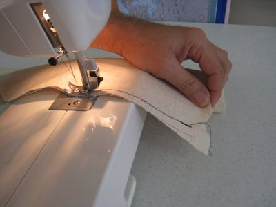 Sew Canvas Together
