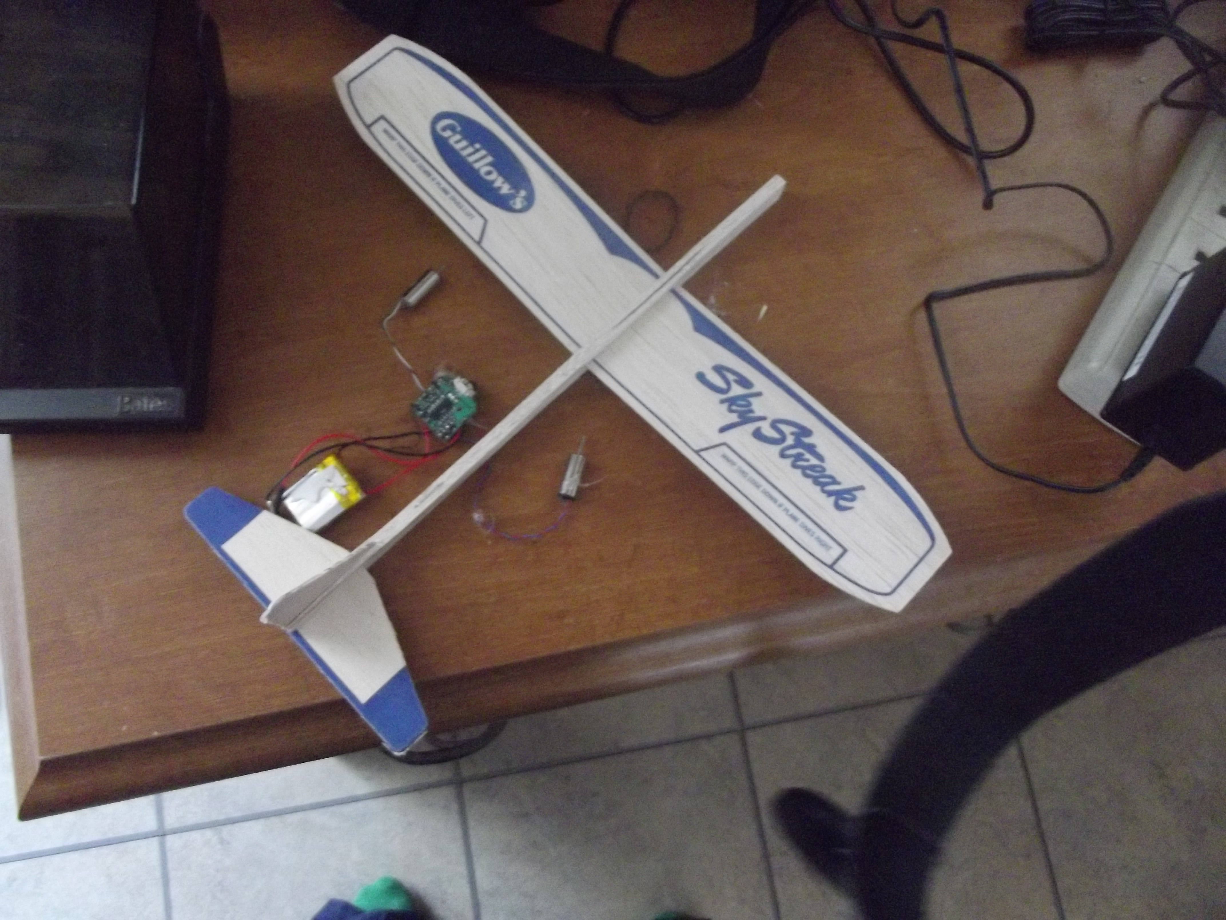 Picture of The Plane
