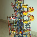 Project FREEFALL K'nex Ball Machine