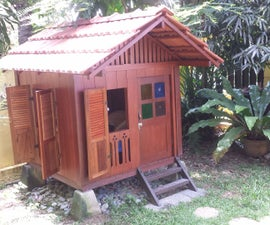 Malay / Balinese Styled Playhouse