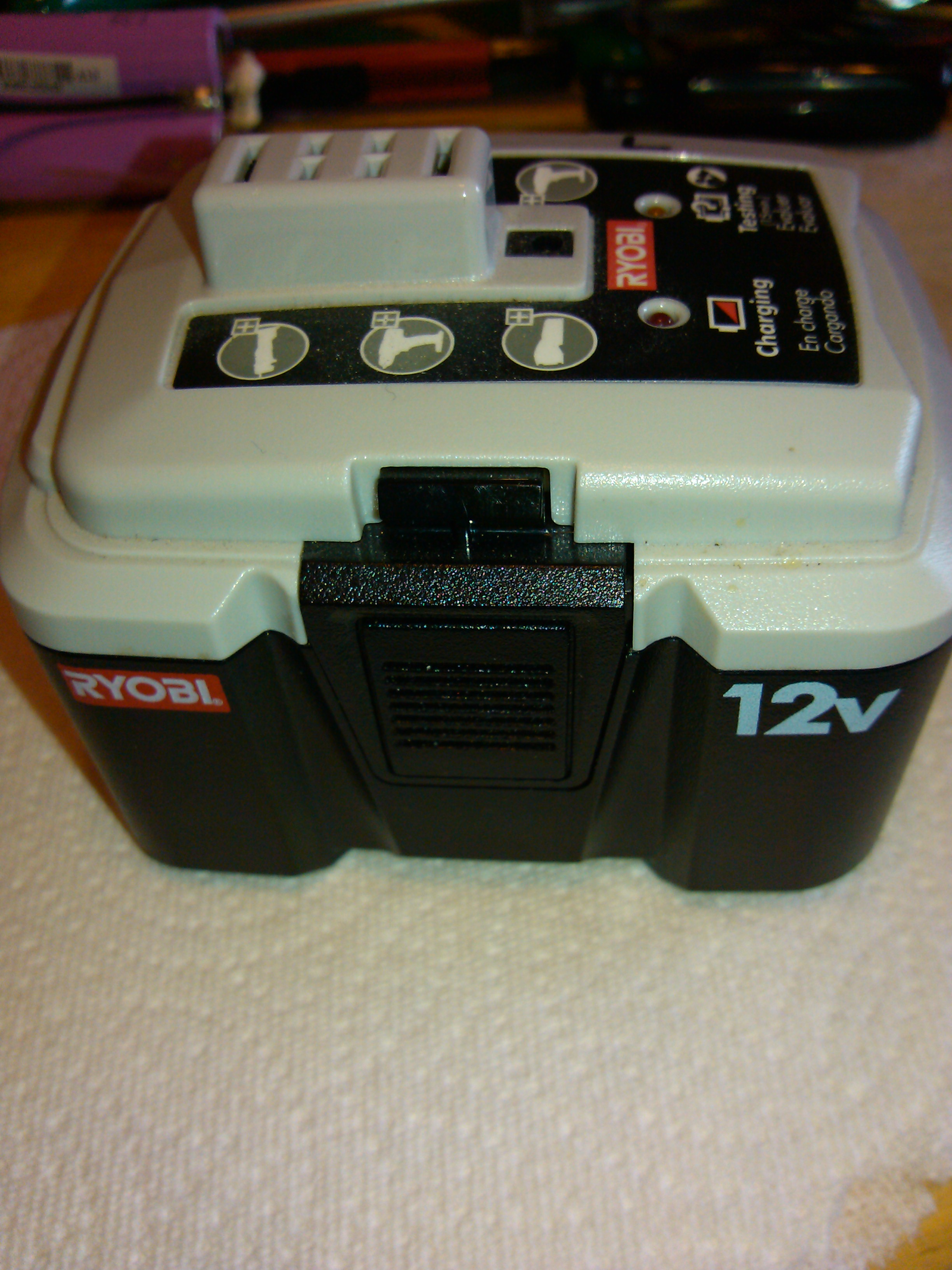Picture of The Batteries and What They Contain.
