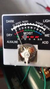 Modifying the Moisture Sensor