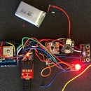 InPace - an Arduino based GPS data logging fitness wristband with bluetooth and an iOS app