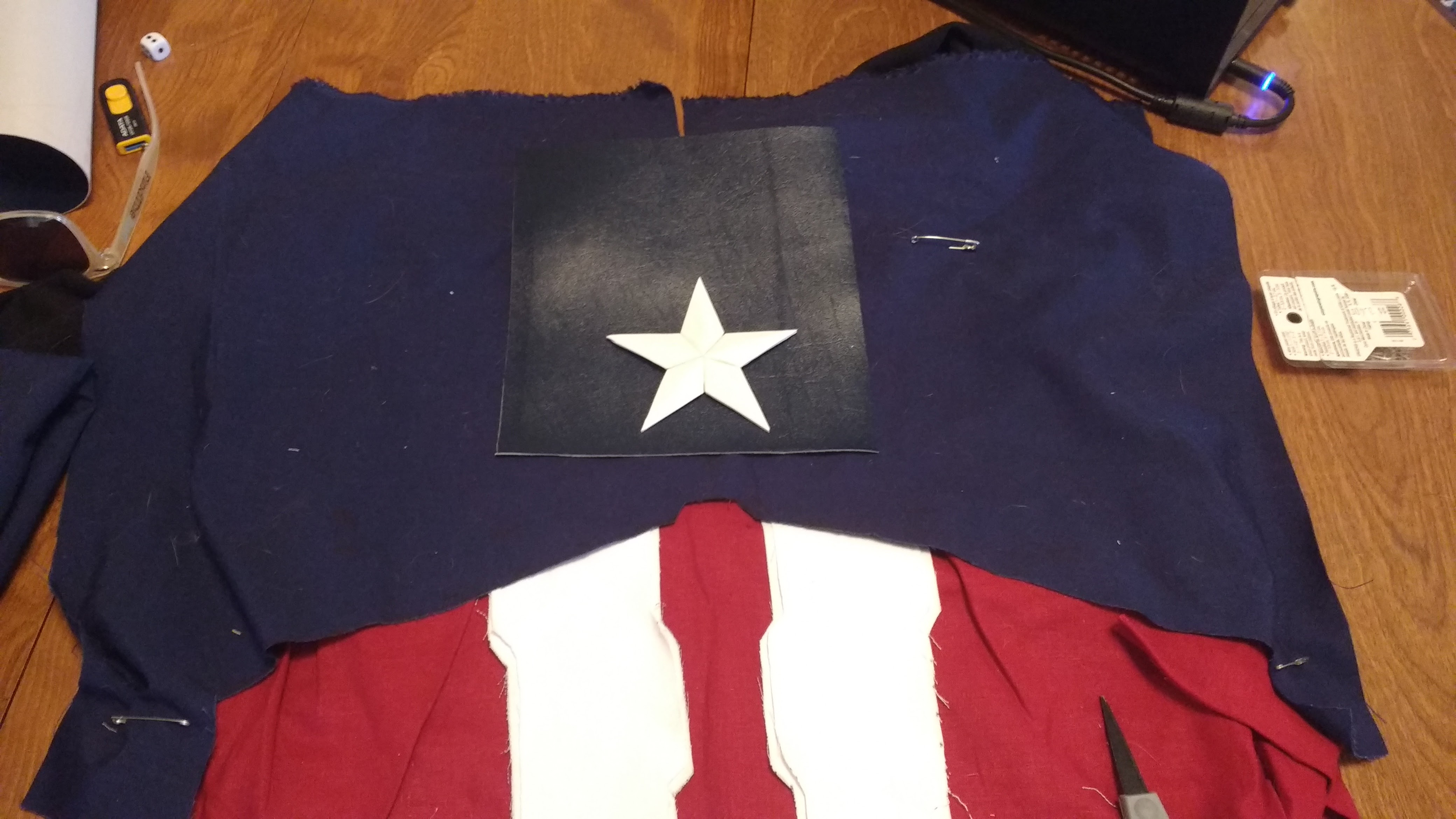 Picture of Make a Star and a Vinyl Panel