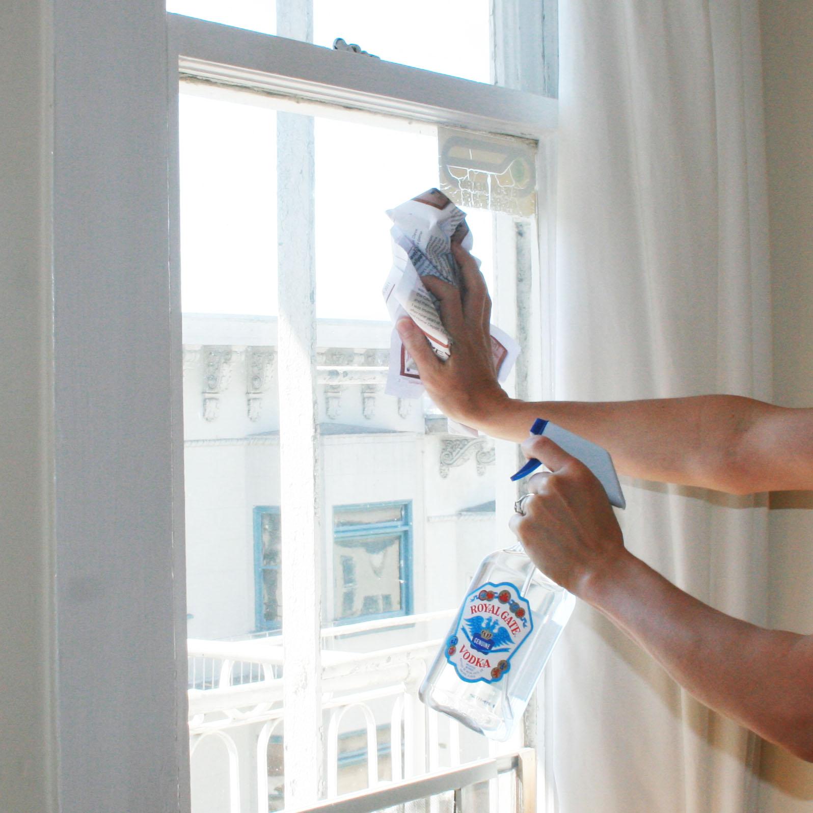Picture of Window Cleaner's Best Kept Secret