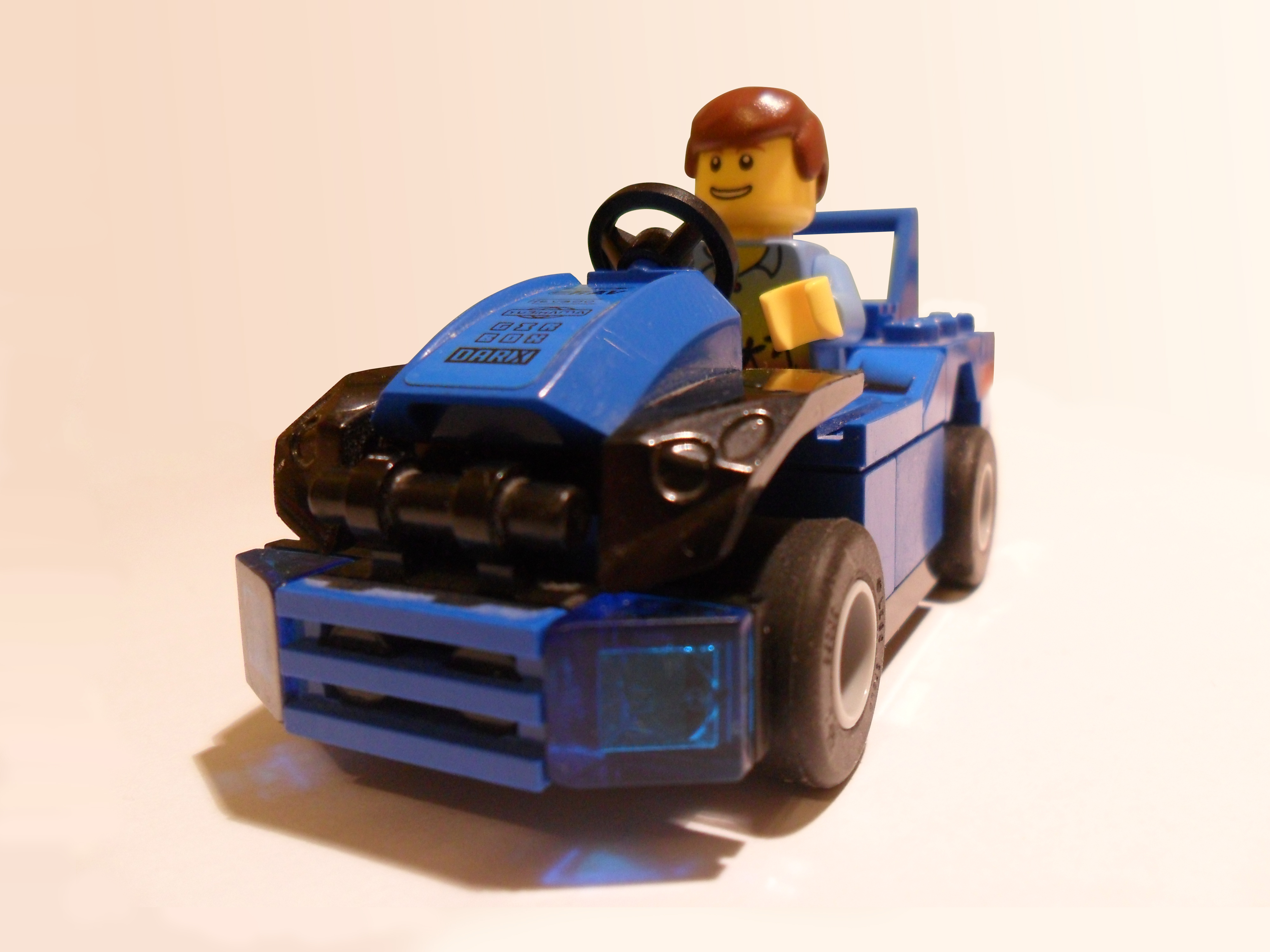 Picture of Lego Car