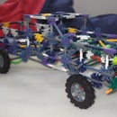 Basic Knex Truck with NEW options