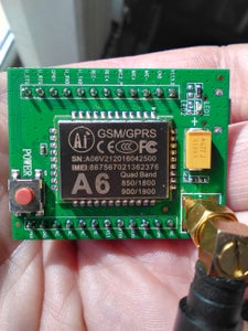 How to Send an SMS Text From a GSM Chip Using Putty