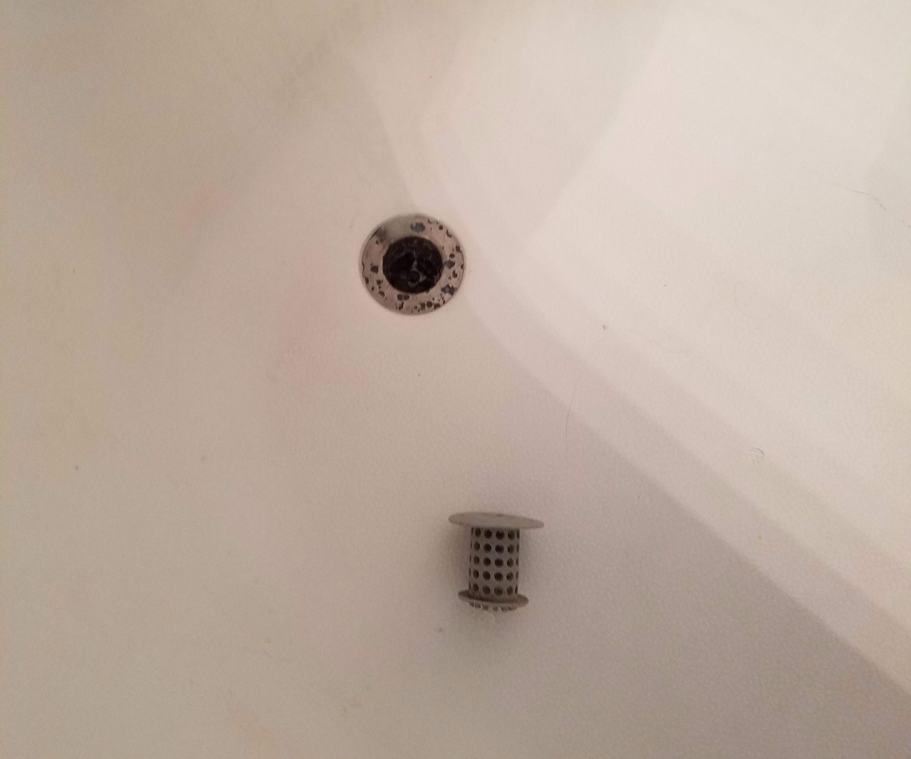 Replacing Bath Tub Drain 6 Steps With Pictures