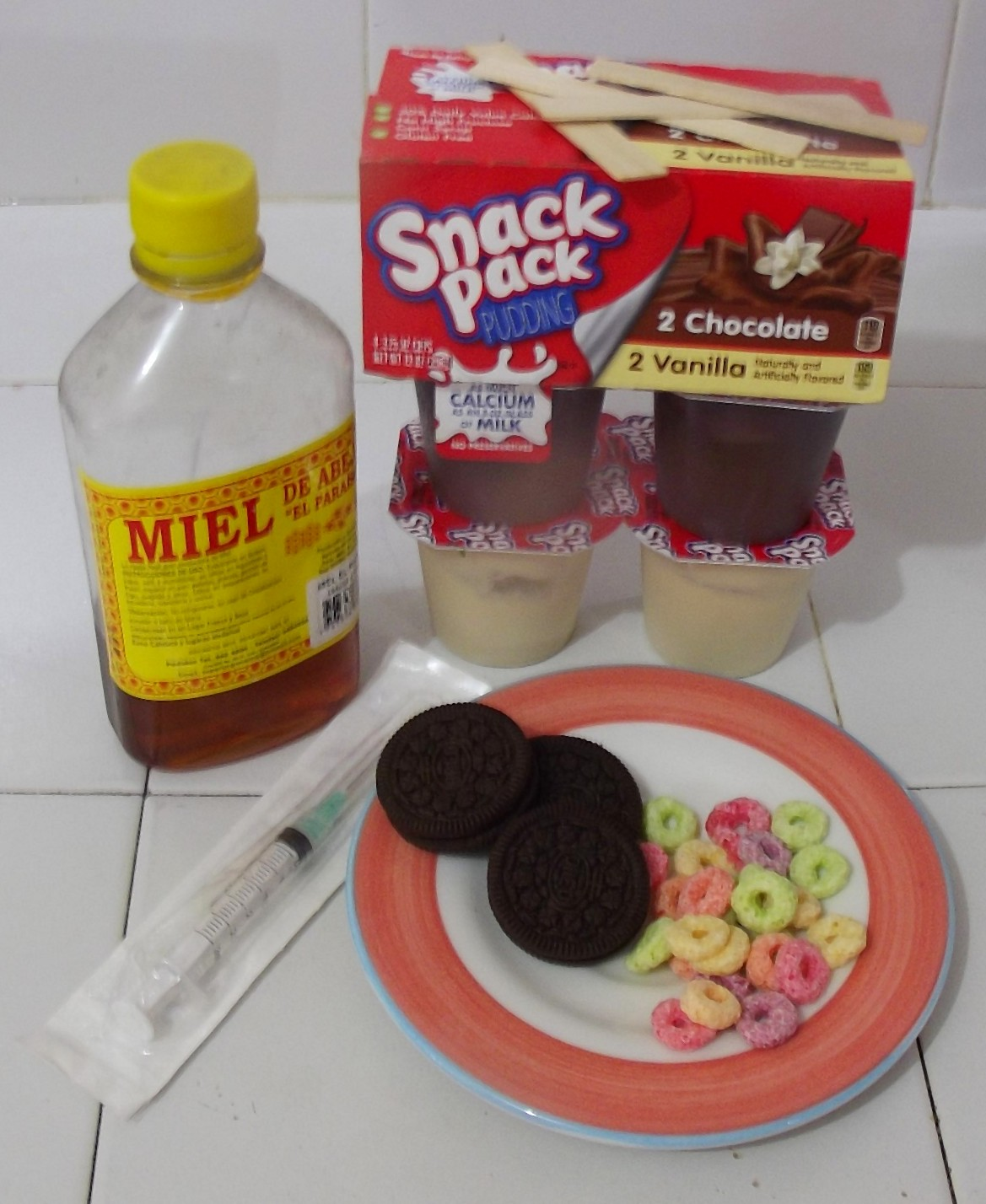 Picture of Hack - Snack Pack Pudding