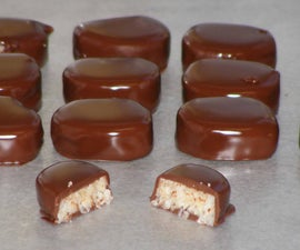 "Easy, Homemade ""Mounds"" Candies"