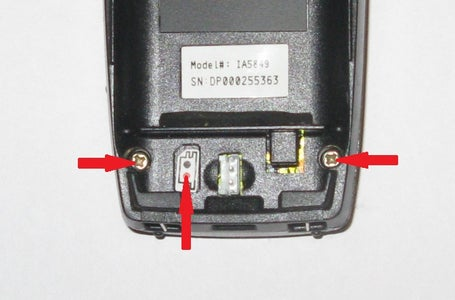 Converting a Phone Into a Battery Charger