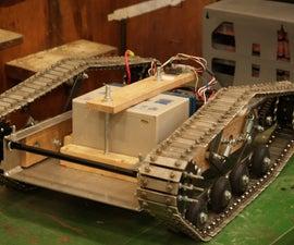 DIY Heavy Class R/c vehicle- (electronics)