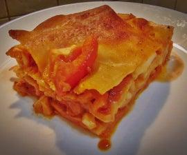 Vegan Lasagna - Video Recipe