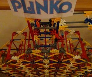 Knex Plinko Machine