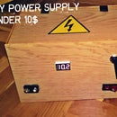 DIY Cheap Variable Power Supply Under 10$