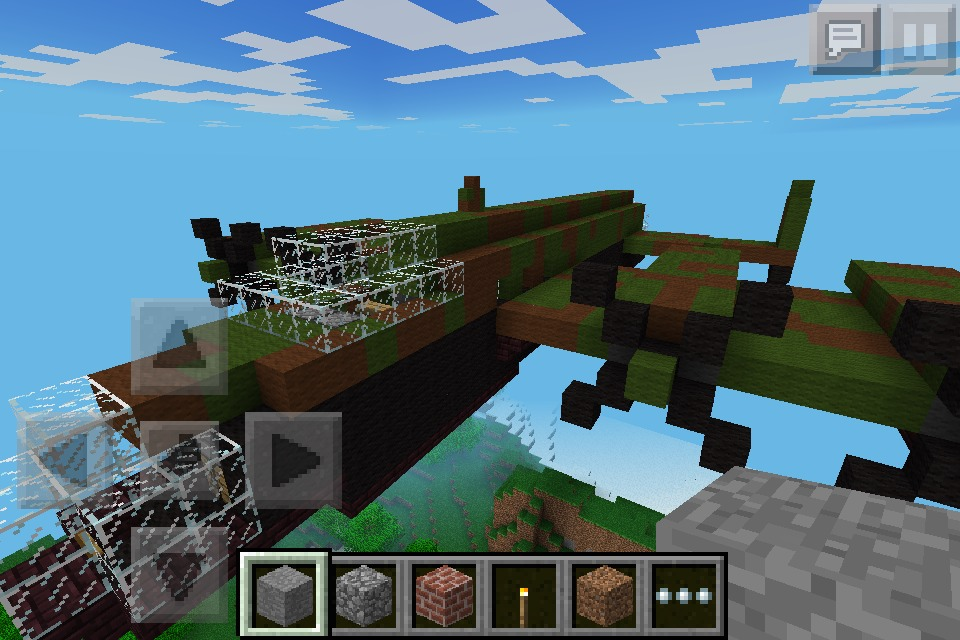 Picture of Minecraft Mithril's Make: Lancaster