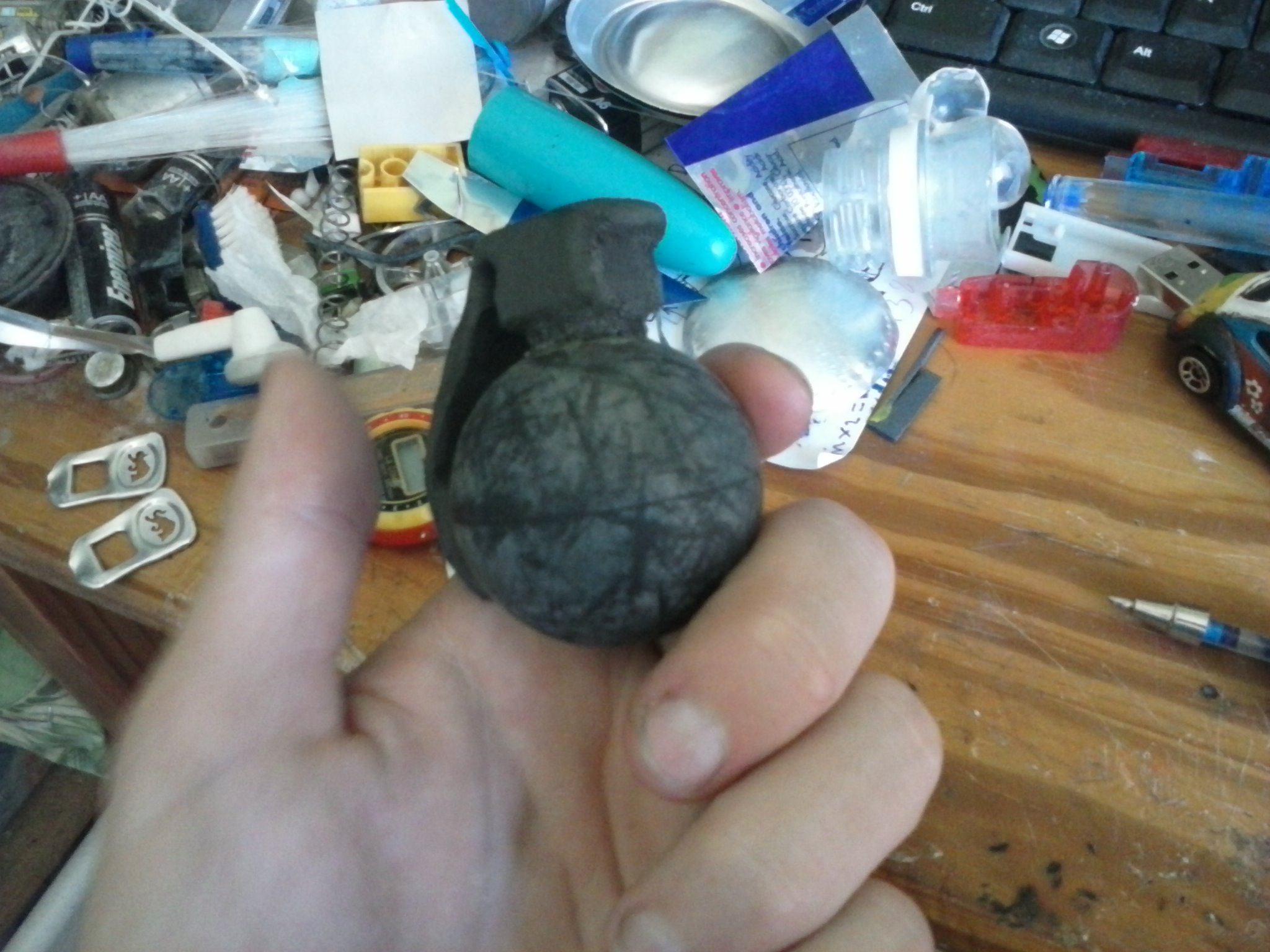 Picture of Throwable Grenade